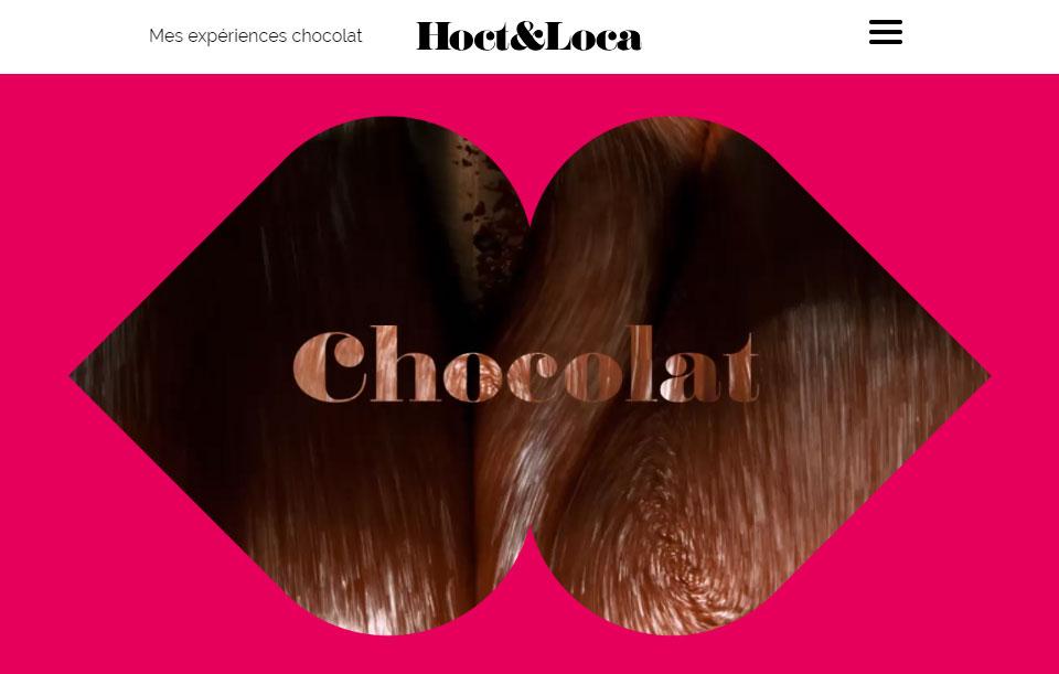 hoct&loca - Bar à chocolat
